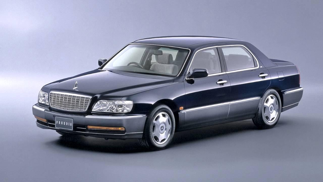 Mitsubishi Proudia I 1999 - 2001 Sedan #5