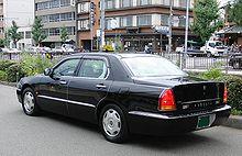 Mitsubishi Proudia I 1999 - 2001 Sedan #6