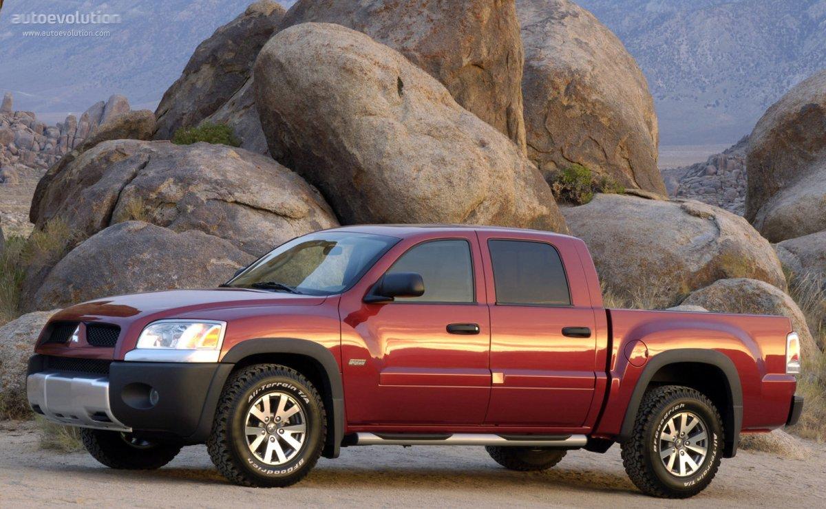 Mitsubishi Raider 2006 - 2009 Pickup #4