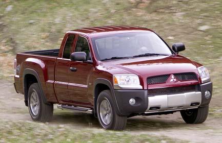 Mitsubishi Raider 2006 - 2009 Pickup #1