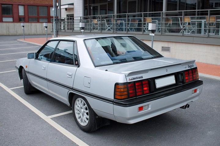 Mitsubishi Sapporo II 1987 - 1990 Sedan #5