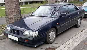 Mitsubishi Sapporo II 1987 - 1990 Sedan #7