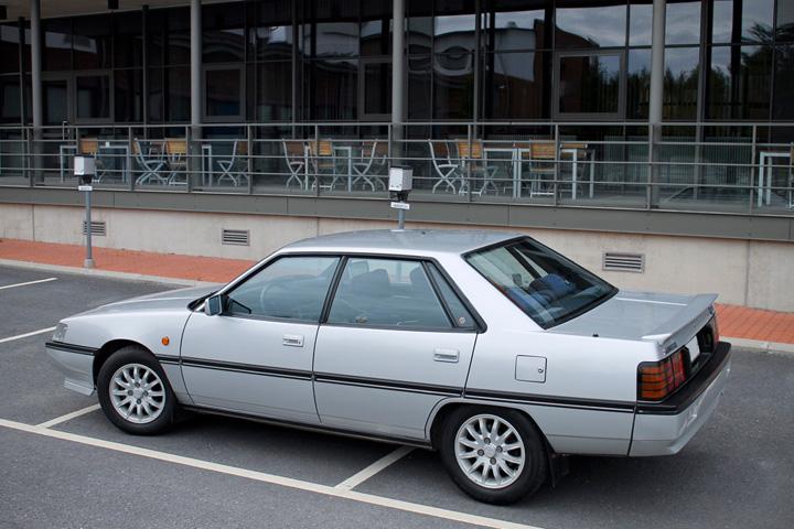 Mitsubishi Sapporo II 1987 - 1990 Sedan #6
