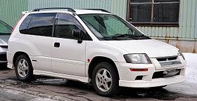 Mitsubishi Space Runner II 1999 - 2002 Compact MPV #2