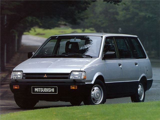 Mitsubishi Space Wagon I 1983 - 1991 Compact MPV #3