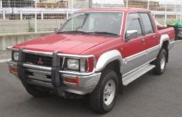 Mitsubishi Strada I 1991 - 1997 Pickup #4