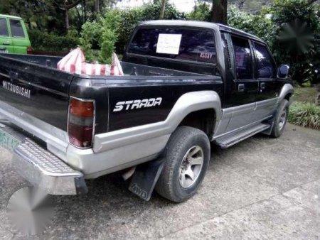 Mitsubishi Strada II 1997 - 1999 Pickup #6