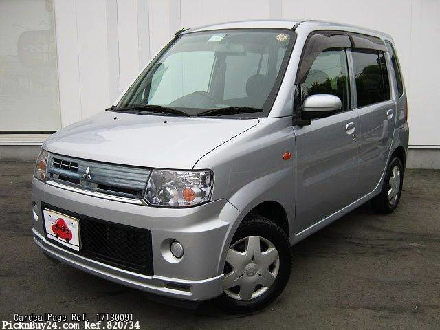 Mitsubishi Toppo II 1998 - 2004 Compact MPV #5