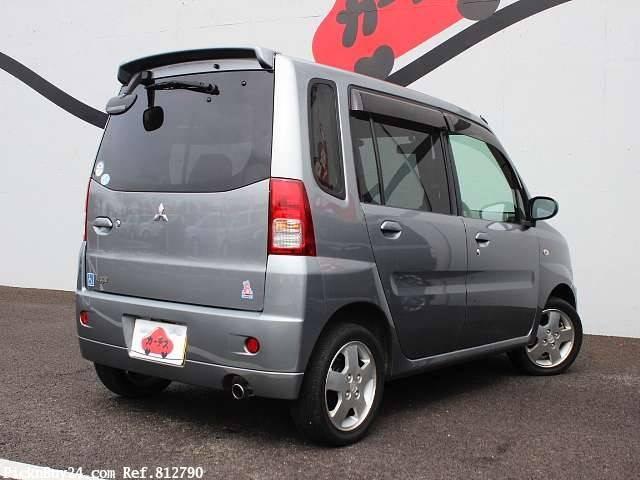Mitsubishi Toppo III 2008 - 2013 Hatchback 5 door #5