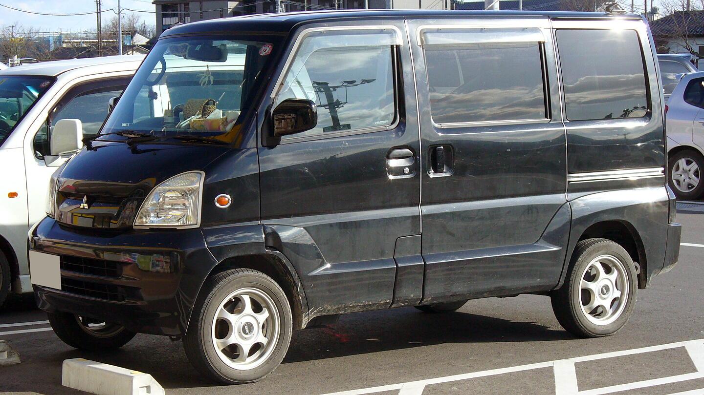 Mitsubishi Town Box 1999 - 2011 Microvan #2