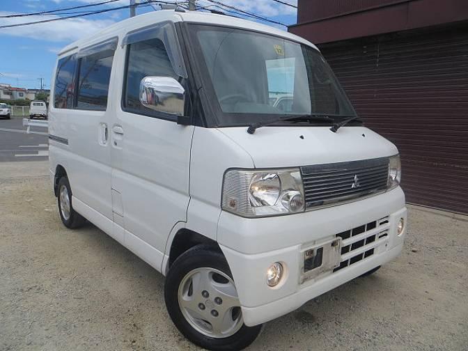 Mitsubishi Town Box 1999 - 2011 Microvan #1