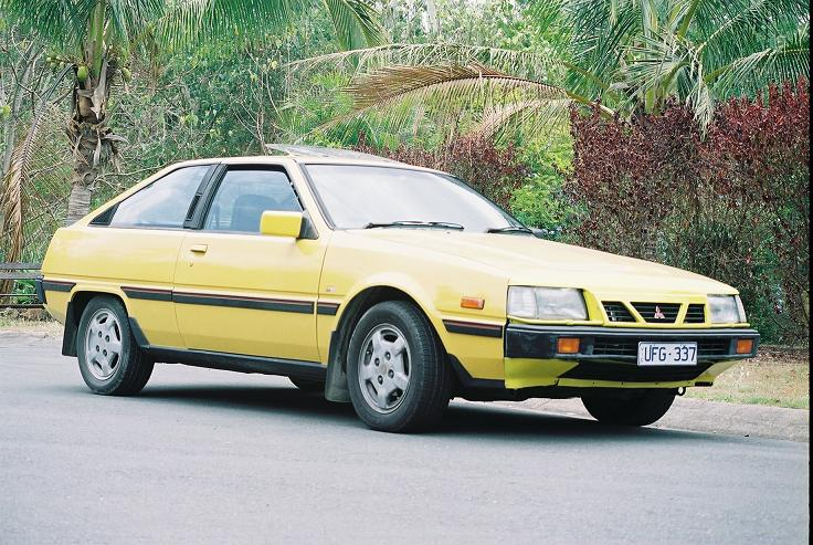 Mitsubishi Tredia 1982 - 1987 Sedan #5