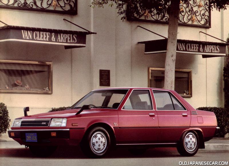 Mitsubishi Tredia 1982 - 1987 Sedan #2