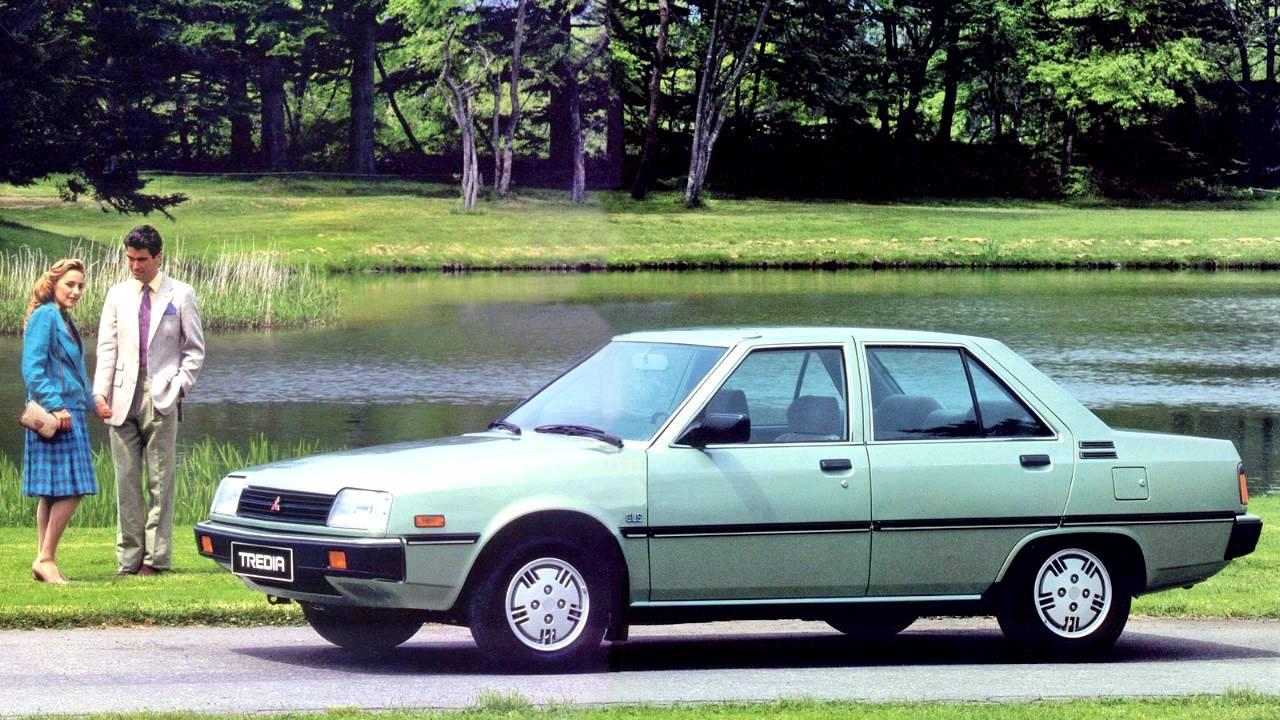 Mitsubishi Tredia 1982 - 1987 Sedan #6