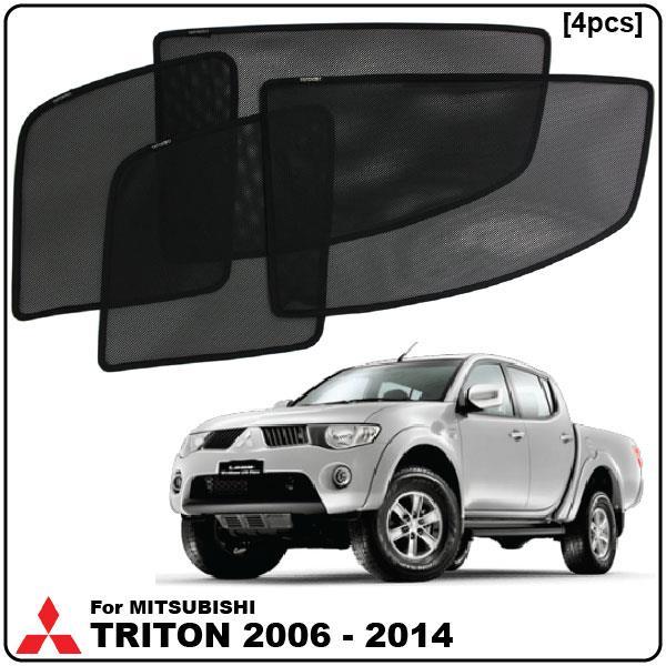 Mitsubishi Triton II 2006 - 2014 Pickup #2