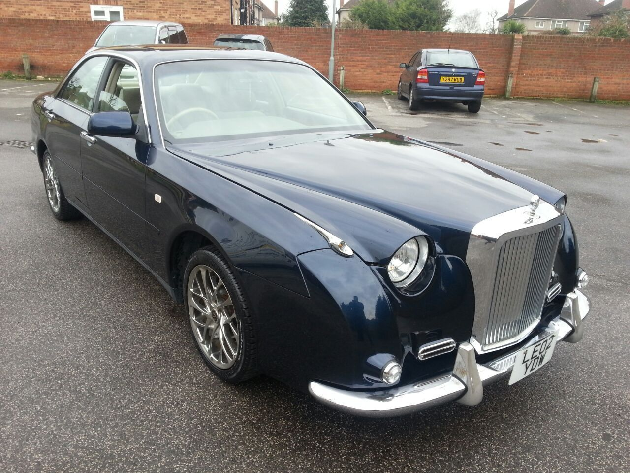 Mitsuoka Galue III 2005 - now Cabriolet :: OUTSTANDING CARS