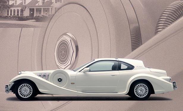 Mitsuoka Le-Seyde 1990 - 2001 Cabriolet #4