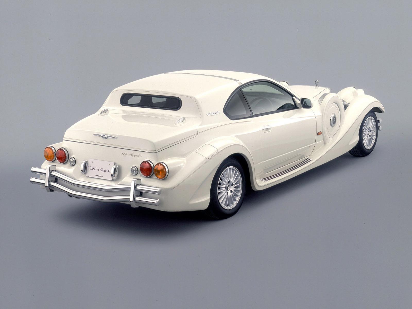 Mitsuoka Le-Seyde 1990 - 2001 Cabriolet #5