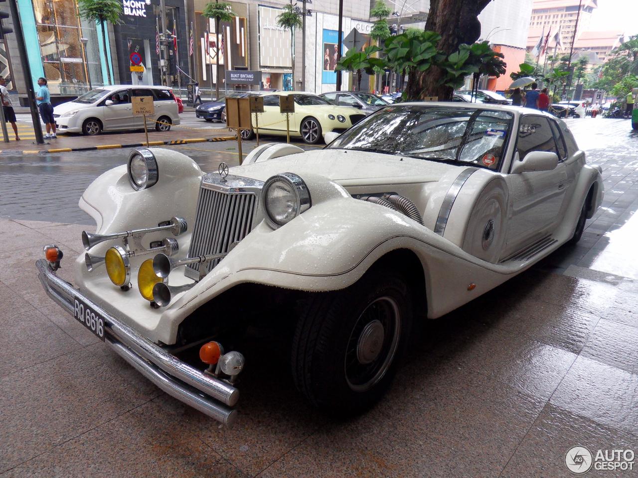 Mitsuoka Le-Seyde 1990 - 2001 Cabriolet #1
