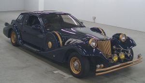 Mitsuoka Le-Seyde 1990 - 2001 Cabriolet #6