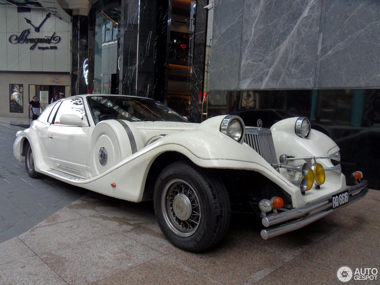 Mitsuoka Le-Seyde 1990 - 2001 Cabriolet #2