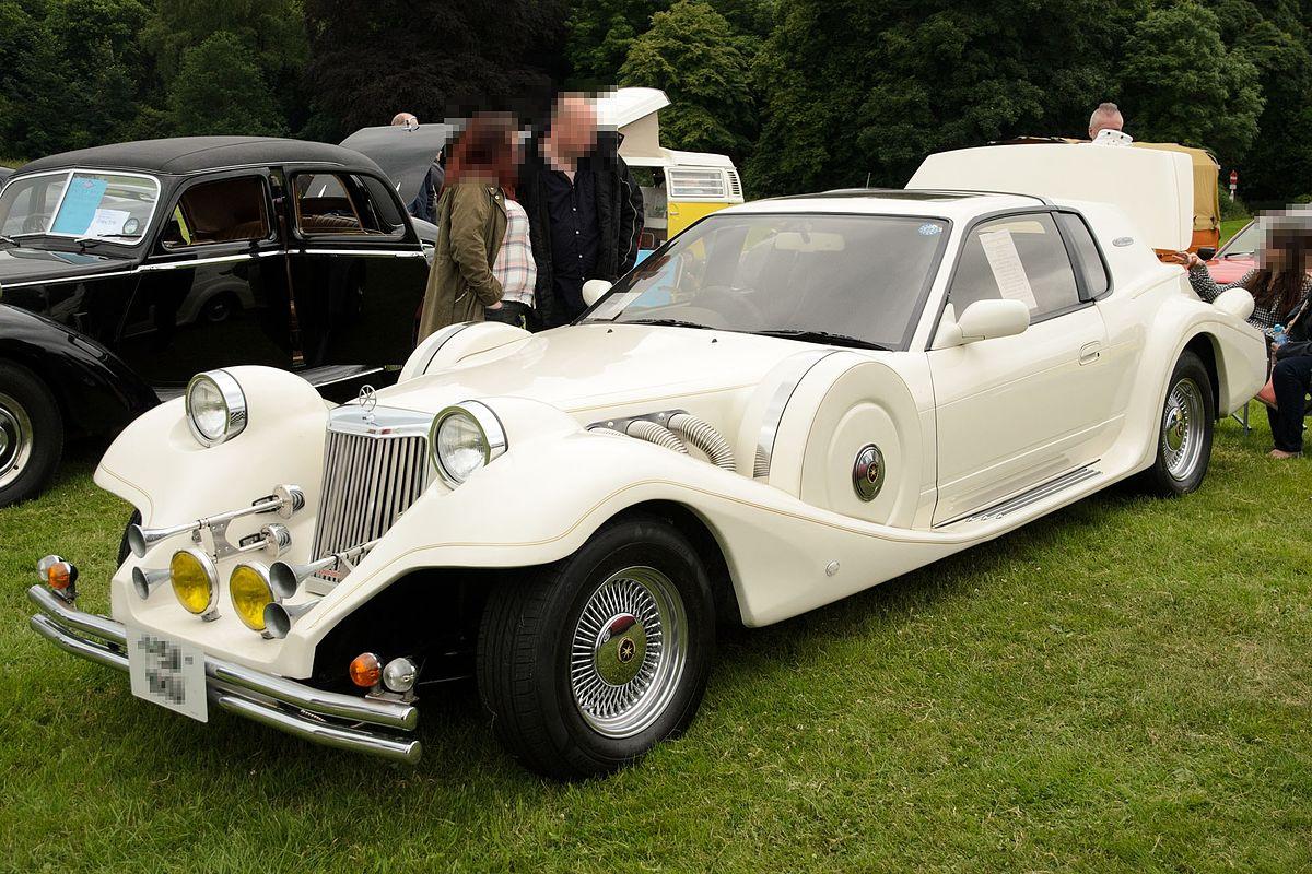 Mitsuoka Le-Seyde 1990 - 2001 Cabriolet #8