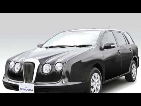 Mitsuoka Nouera II (6-02) 2008 - now Station wagon 5 door #8