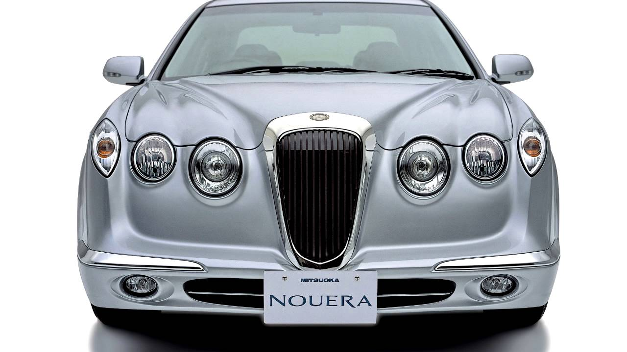 Mitsuoka Nouera II (6-02) 2008 - now Station wagon 5 door #7