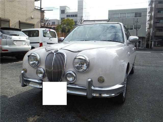 Mitsuoka Viewt III (K13) 2012 - now Sedan #2