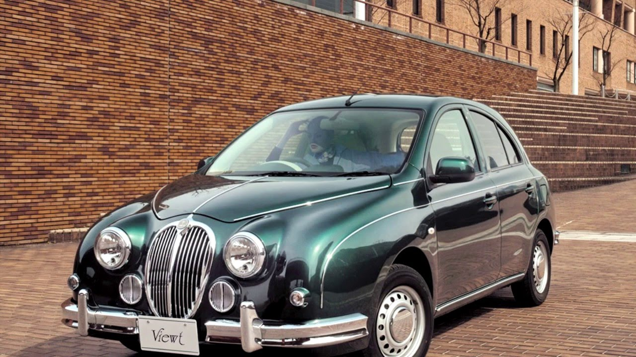 Mitsuoka Viewt III (K13) 2012 - now Sedan #7