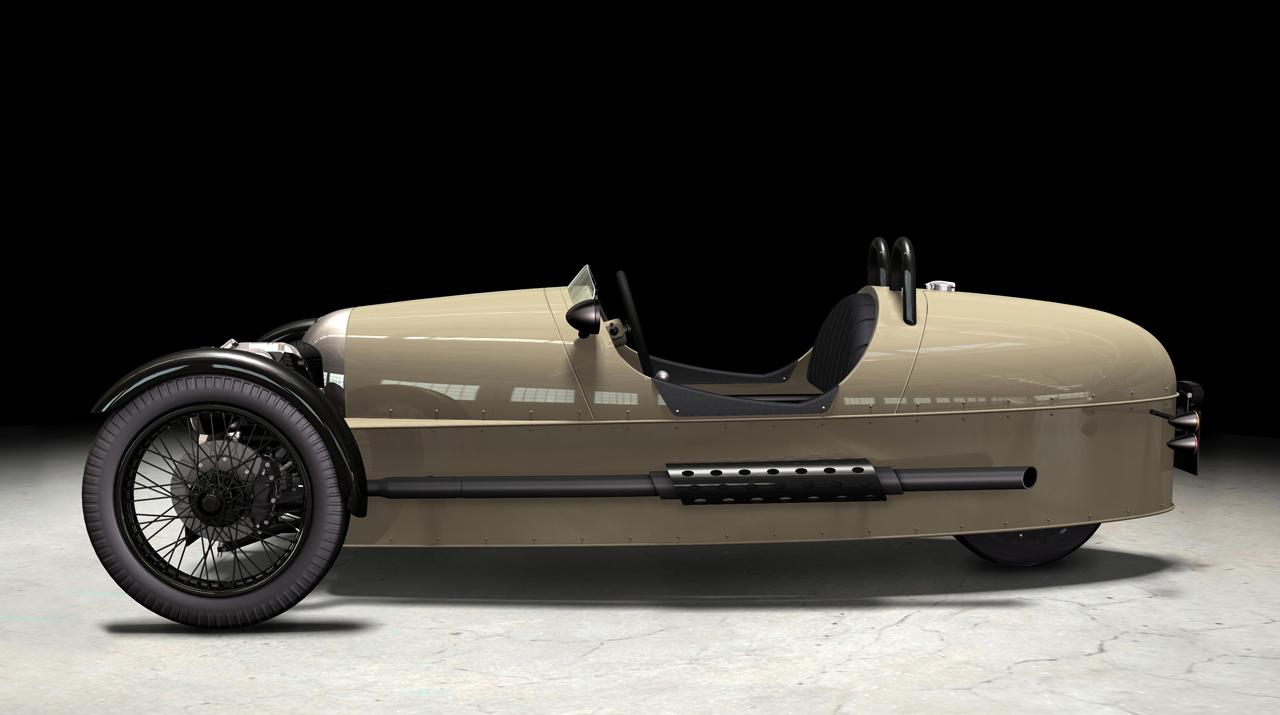 Morgan 3 Wheeler 2011 - now Roadster #4