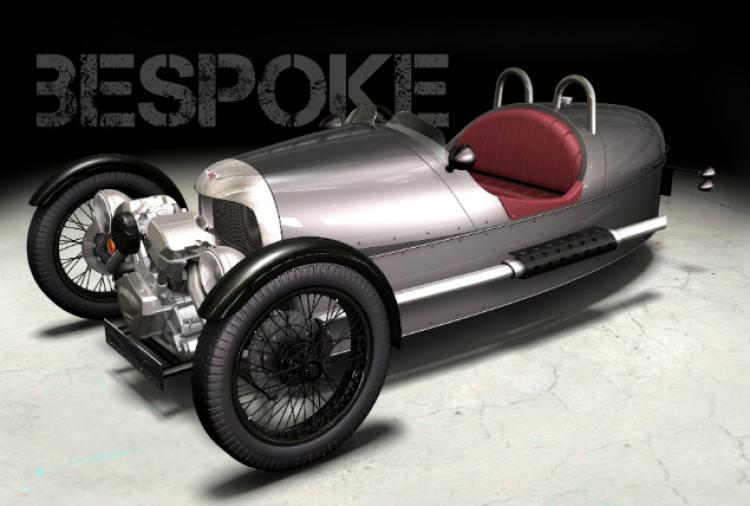 Morgan 3 Wheeler 2011 - now Roadster #2