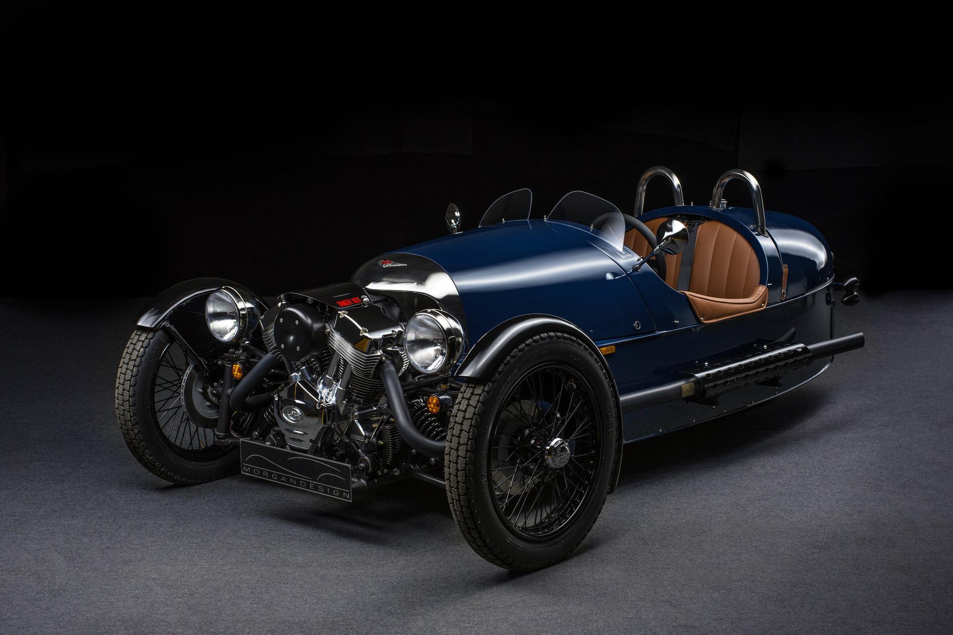 Morgan 3 Wheeler 2011 - now Roadster #5