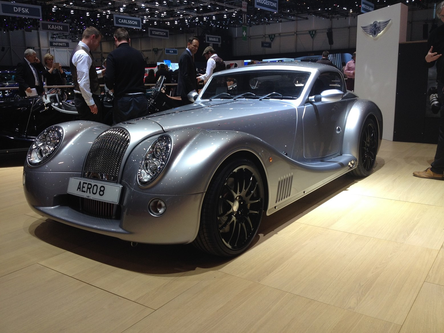 Morgan Aero Coupe 2011 - now Coupe :: OUTSTANDING CARS