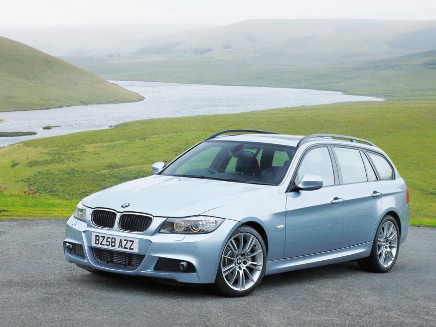 BMW 3 Series V (E90/E91/E92/E93) Restyling 2008 - 2012 Station wagon ...