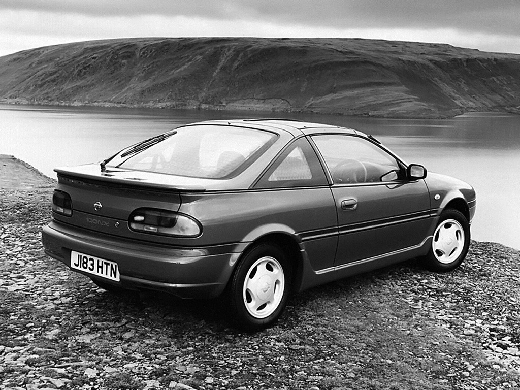 Nissan 100NX 1990 - 1996 Coupe #2