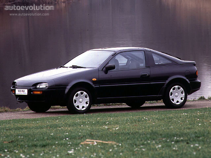 Nissan 100NX 1990 - 1996 Coupe #7