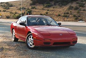 Nissan 200SX I (S13) 1988 - 1994 Coupe #6