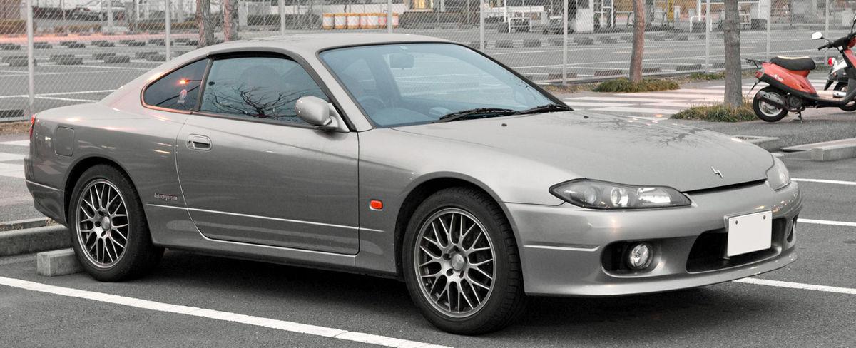 Nissan Silvia VI (S14) 1993 - 1998 Coupe #8