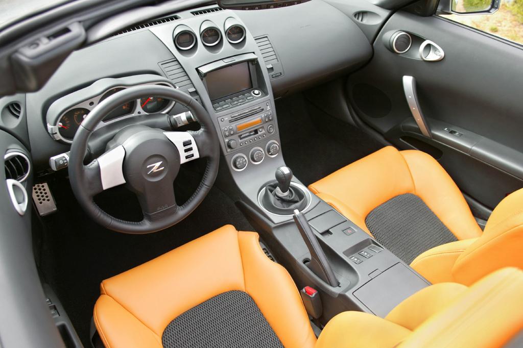 Nissan 350Z I Restyling 2007 - 2009 Cabriolet #5
