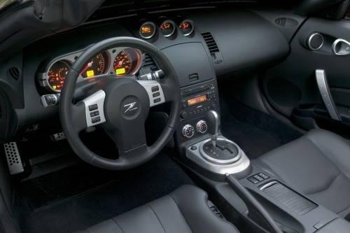 Nissan 350Z I Restyling 2007 - 2009 Cabriolet #8