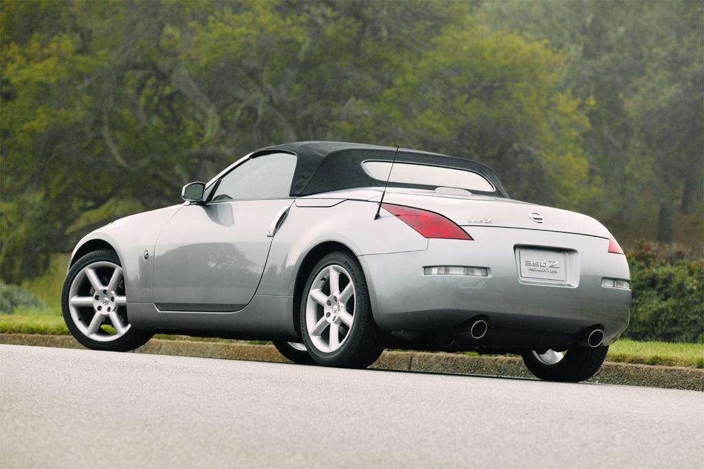 Nissan 350Z I Restyling 2007 - 2009 Cabriolet #4
