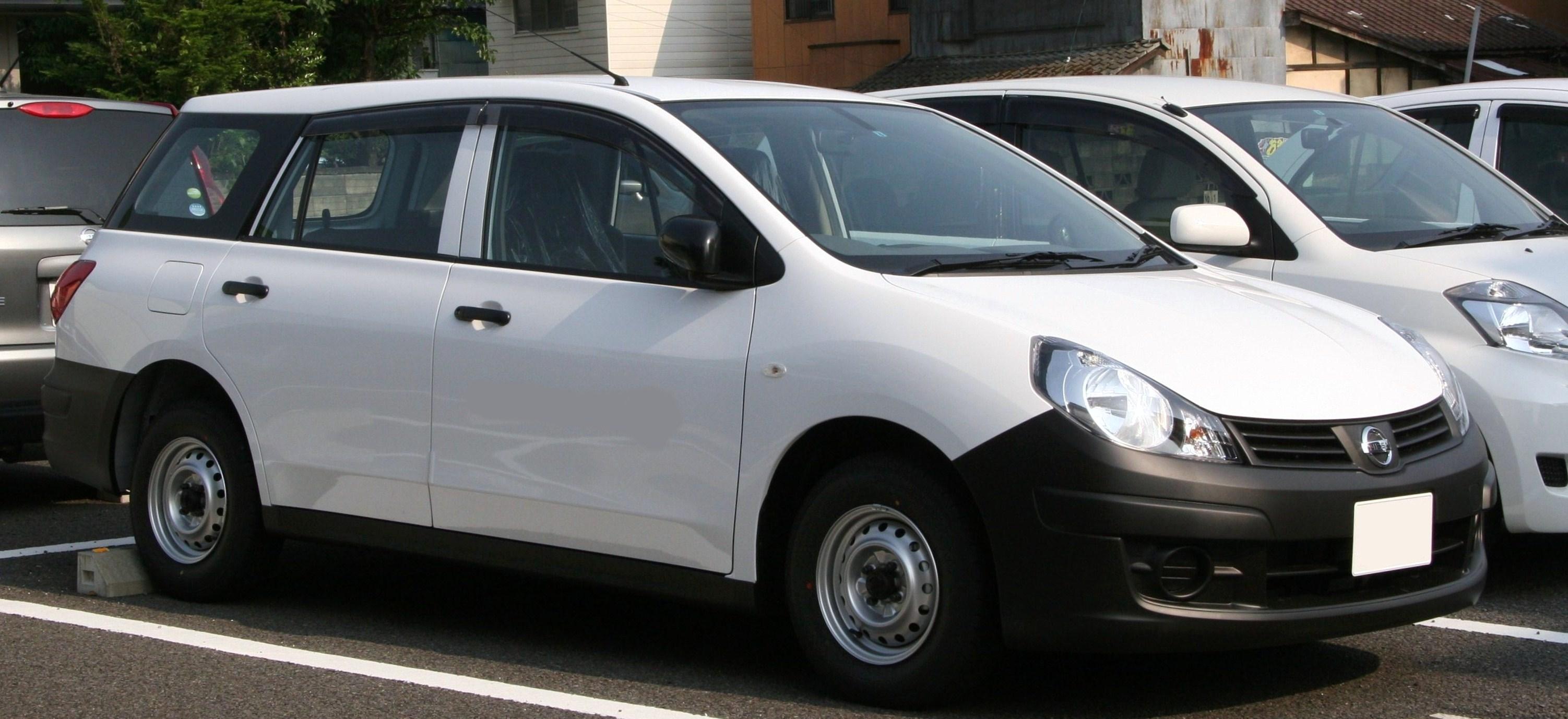 Nissan Wingroad III (Y12) 2005 - now Station wagon 5 door #5