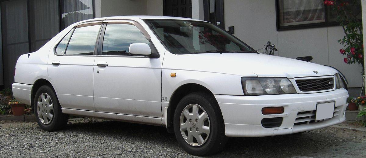 Nissan Bluebird VII (U11) 1983 - 1990 Station wagon 5 door #8