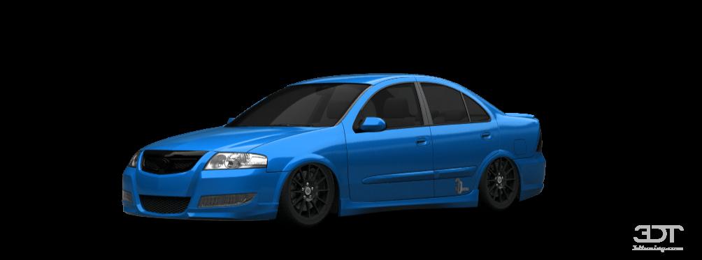 Nissan Almera Classic I 2006 - 2012 Sedan #1