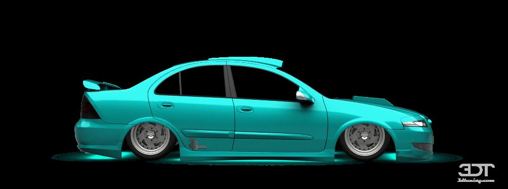 Nissan Almera Classic I 2006 - 2012 Sedan #3