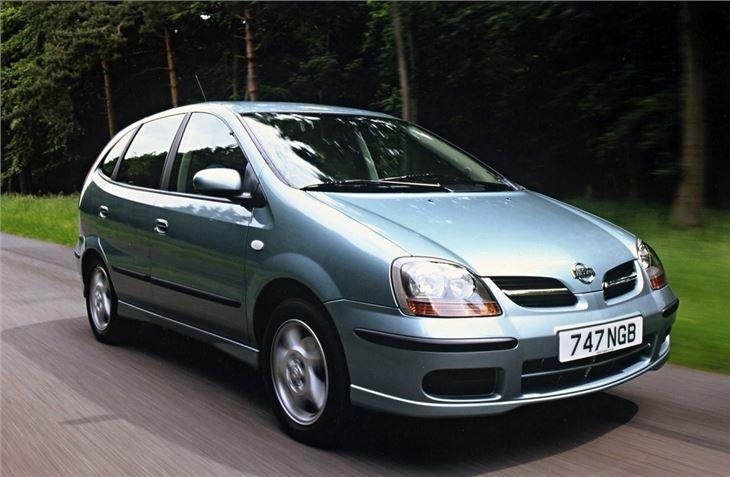 Nissan Tino 1998 - 2003 Compact MPV #5
