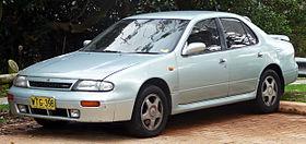 Nissan Bluebird X (U13) 1991 - 1997 Sedan #8