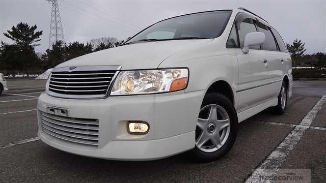Nissan Bassara 1999 - 2003 Minivan #5