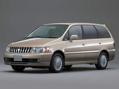 Nissan Bassara 1999 - 2003 Minivan #4
